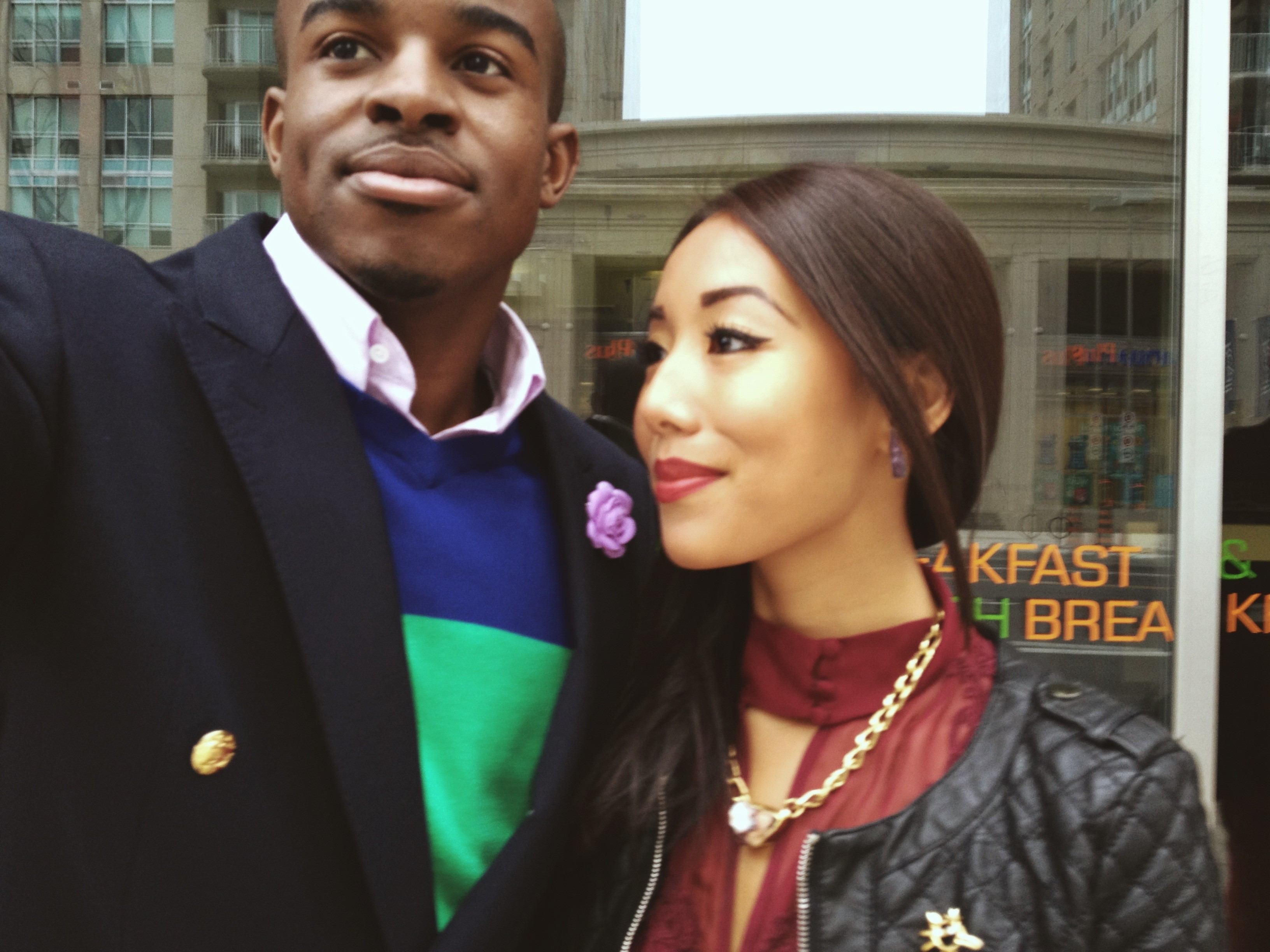 What we wore to Ottawa Fashion Week SS2014 | ourMode